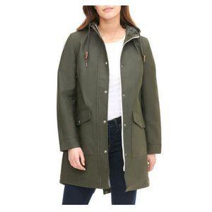 Levi's Women's Water-Resistant Rain Jacket SZ L
